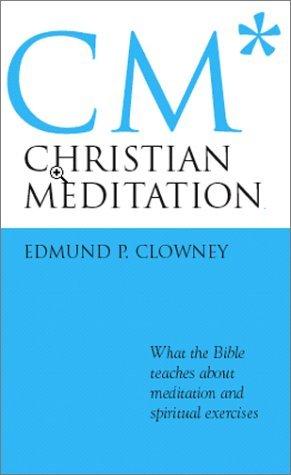 Christian Meditation - Woodgreen Presbyterian Church